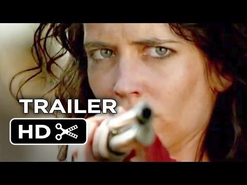 The Salvation Official US Release Trailer #1 (2015) - Mads Mikkelsen, Eva Green Movie HD