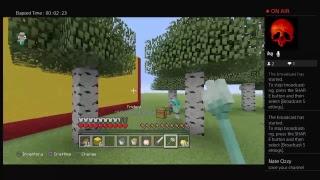 Minecraft lucky block challenge water mobs 2.0