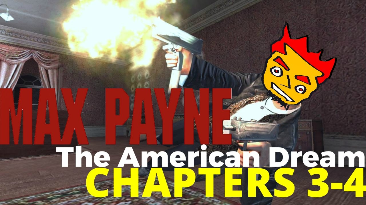 Max Payne Chapters 3 4 Remastered Ps4 Gameplay Youtube