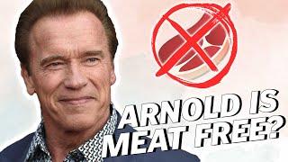 Arnold Schwarzenegger 'Say NO To MEAT' | LIVEKINDLY