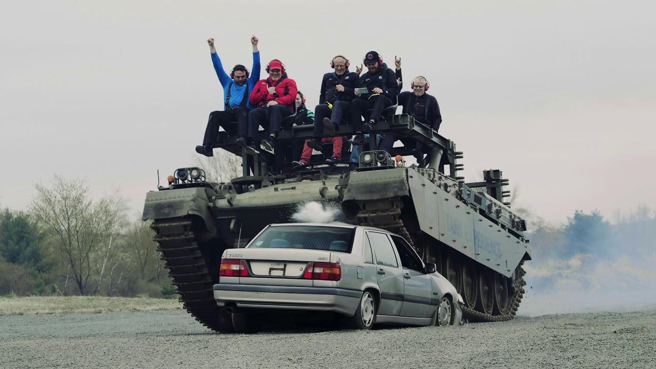 Monticello Motor Club >> Tank Experience At Monticello Motor Club
