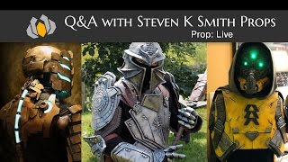 Prop: Live - Q&A with Steven K Smith - 3/26/2015