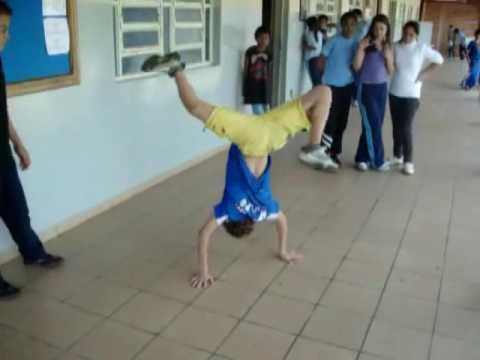 Meninos dança de rua