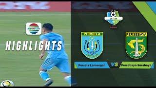 PERSELA LAMONGAN (1) vs PERSEBAYA SURABAYA (1) - Full Highlights | Go-Jek LIGA 1 bersama Bukalapak