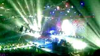 Queen + Paul Rodgers live in Prague 2008 A Kind of Magic