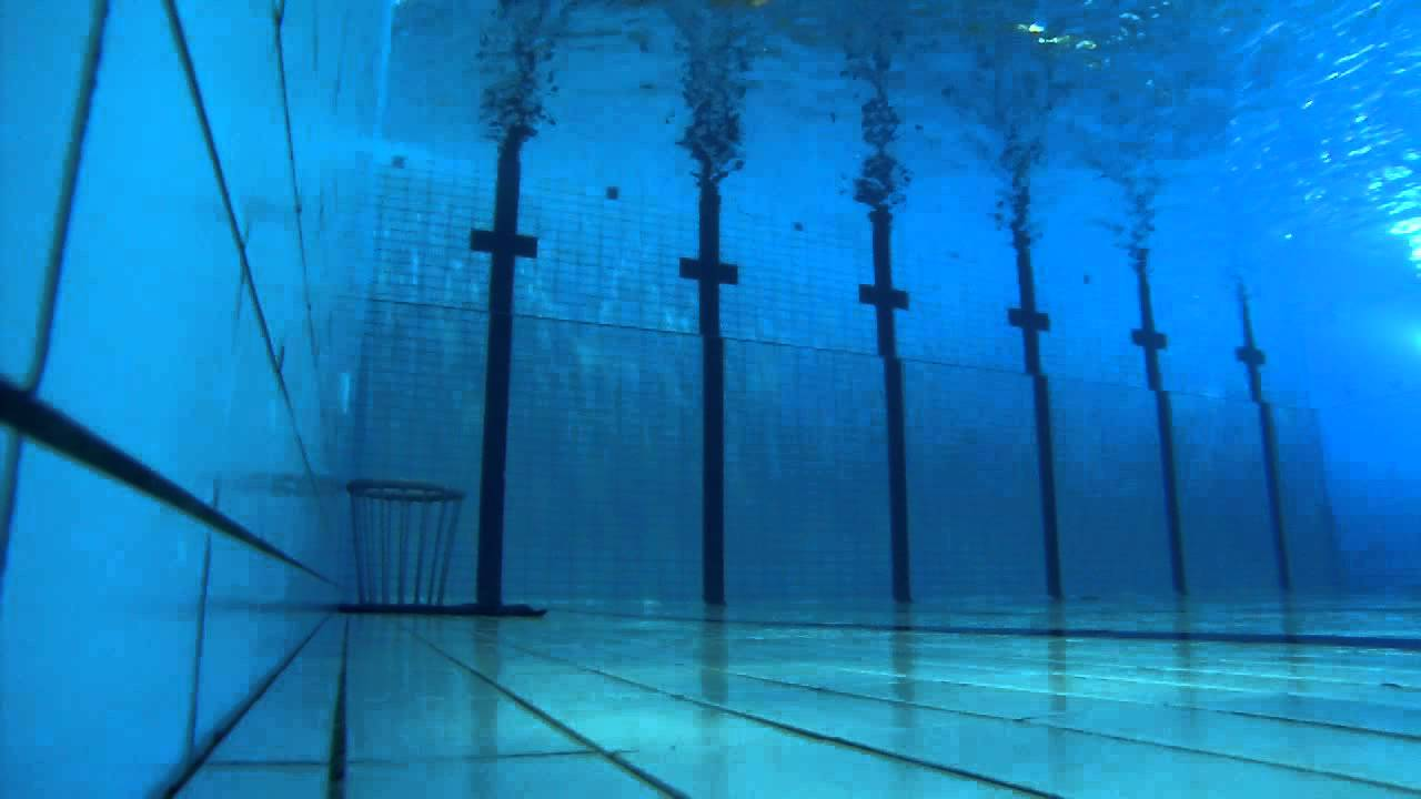 underwater swimming pool background youtube - Olympic Swimming Pool Underwater