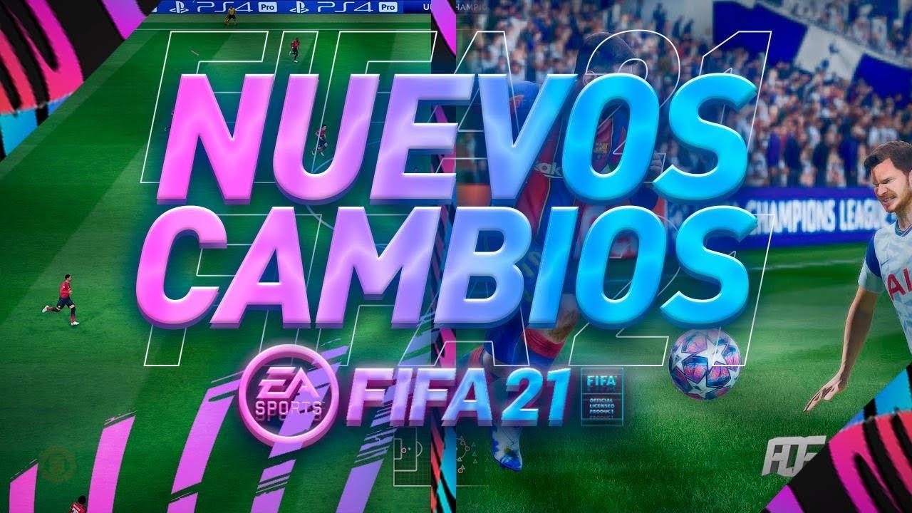 NUEVOS CAMBIOS PARA FIFA 21! TODO LO QUE NO SABES!
