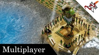 Age of Mythology Extended Edition - The Unsumoned Gods | Multiplayer Gameplay