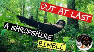 A SHROPSHIRE BIMBLE - 18 Miles Around The Severn Gorge, Ironbridge And The Shropshire Countryside