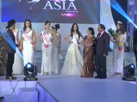 India wins Miss Asia 2015 title