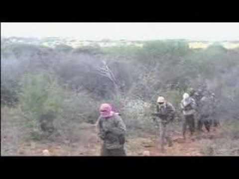 Somalia's Mujahidin Youth - 05 Jan 08