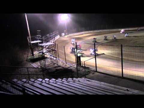 4/2/16 Outlaw Feature Atchison County Raceway
