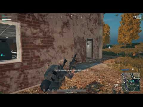 PLAYERUNKNOWN'S BATTLEGROUNDS | 3 fast kills