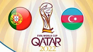 Португалия Азербайджан Прогноз и ставка 24 марта 2021