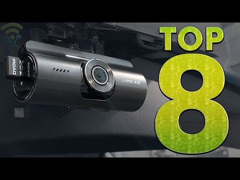 8 BEST DASHCAM 📷 You Can Buy On Amazon [Car Dash Cam]