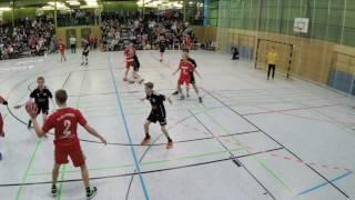 C-Jugend Bayernliga TSV Rothenburg - HC Erlangen 11.03.2017