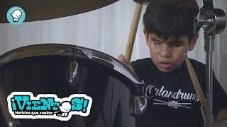 """""""Un gran baterista"""""""