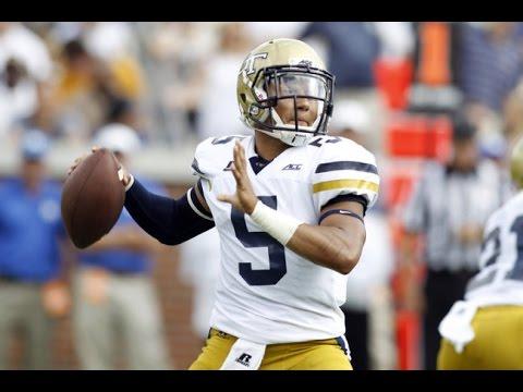 Justin Thomas || Ultimate Georgia Tech Highlights ᴴᴰ