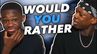 WOULD U RATHER CHALLENGE