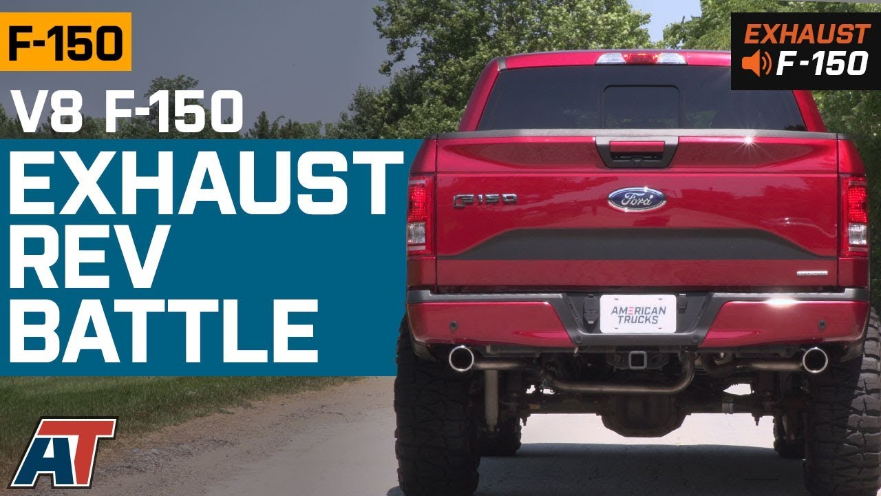 Top 6 V8 F150 Exhausts Compared, Which F150 Exhaust is Best for Your Truck?