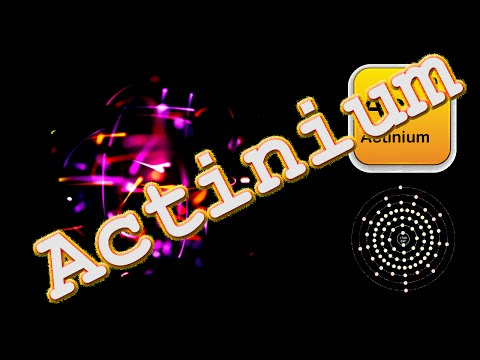 12 Properties and Uses of Actinium - Periodic Table of