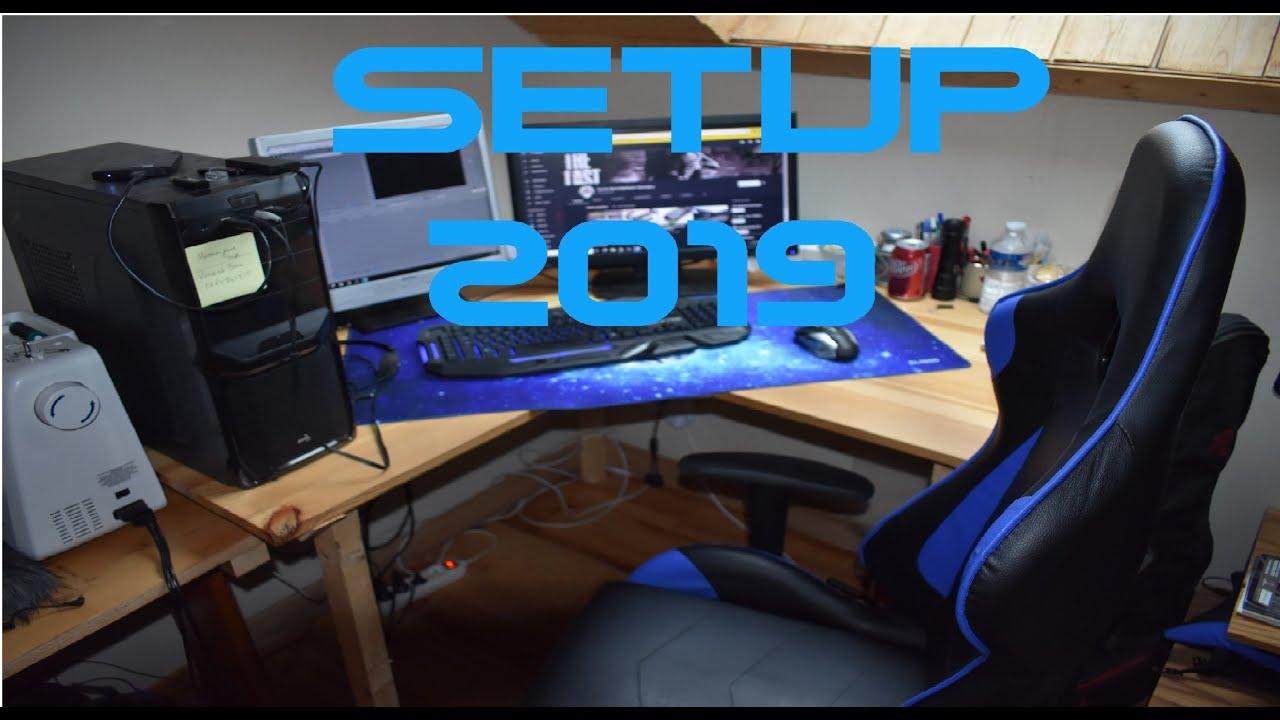 Setup 2019 présentation, nouveautés
