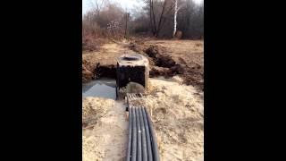 видео Колодцы кабельной канализации