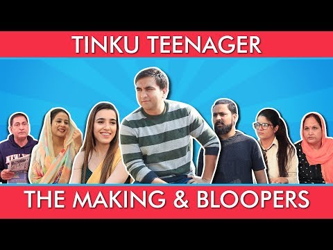 Tinku Teenager - | The Making and Bloopers | Lalit Shokeen Films
