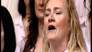 Military Wives Choir Sing Bob Dylan
