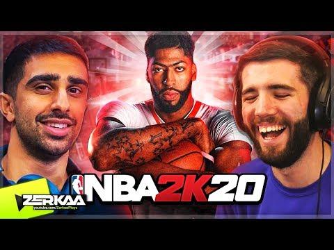 2 AMATEUR Basketball Players Vs The World! (NBA 2K20 with Vikkstar123)