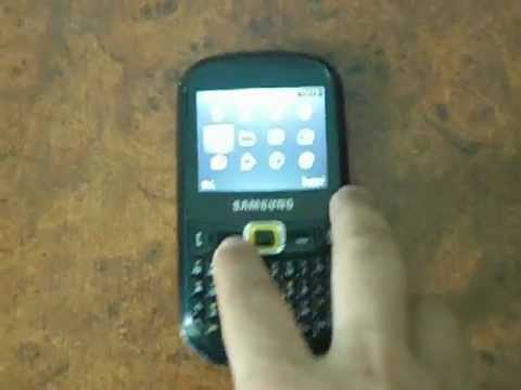Telefon Samsung Corby Txt - Rewiew