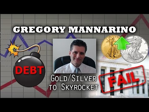Debt Bubble to Pop Sometime in Next 1 to 3 Years - Market Trader Gregory Mannarino