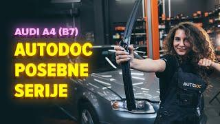 Menjava Vzigalna svecka SEAT TOLEDO 2017 - video navodila