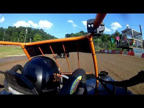 I-70/ I-77 Speedway Rookie Mini Wedge Hot Laps 7-27-2019