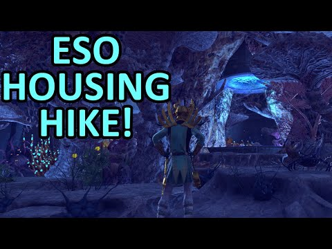 ESO | Housing Hike! Tour homes and getting decoration inspiration! June 7, 2019