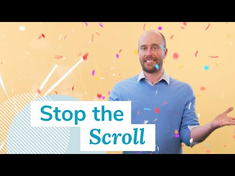 How to Stop Your Audience from Scrolling Past You   Oneupweb