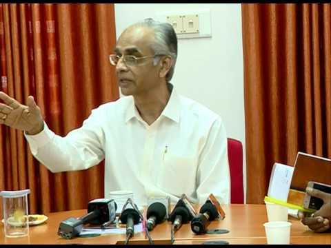 Tirur Malayalam University  backtracks from purchasing land says K Jayakumar (Vice-Chancellor )