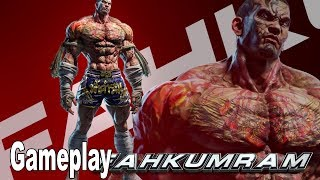 Tekken 7 - Fahkumram Gameplay Trailer [HD 1080P]