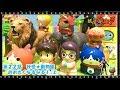 妖怪ウォッチ ショートアニメ #22  第1話『大きくなるなる動物園!?/?』、仮面ライダービルド、エグゼイド、プリキュアアラモード、アンパンマン、おもちゃ、玩具、Yo-kai Watch、てつも