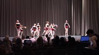 Advanced Ballet- 1st place!!!- Edinburgh Comp 2019