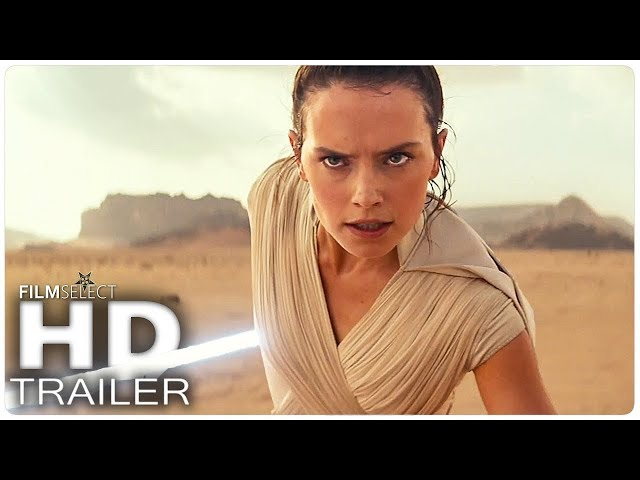 STAR WARS 9: DER AUFSTIEG SKYWALKERS Trailer (Deutsch German) 2019