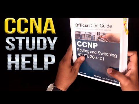 How to Study Certification Exam Books | CCNP CCNA | Comptia A+ Sec+
