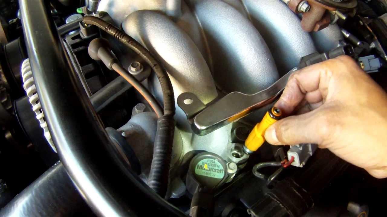 medium resolution of fuel filter location on 2003 mustang cobra
