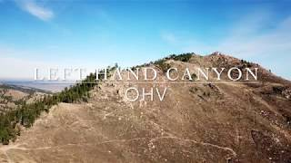 Lefthand Canyon MTB