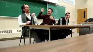 Almacon 2014 - FMA Panel - Chuck Huber, J. Michael Tatum, and Mike McFarland