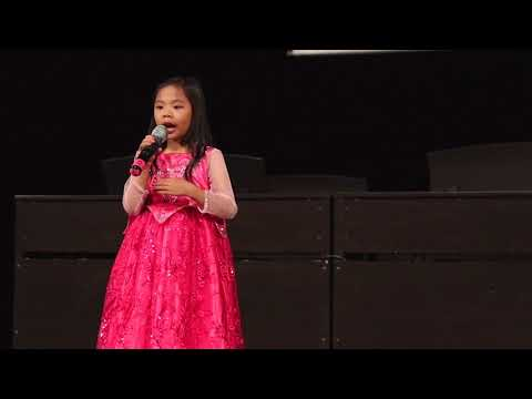 Halo  (Piano and voice duet) by Andre Anne (7) and Clemence Dana (9) NCM Music Festival 2018
