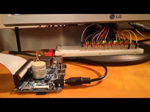 Orange Pi Raspberry Pi программируем GPIO