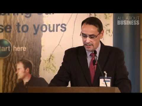 Dr. Mark Brown - Dept of Agriculture and Rural Development (NI) - All About Business.flv