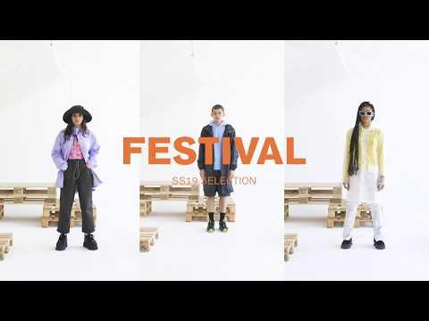Rains Festival Collection Spring/Summer 2019