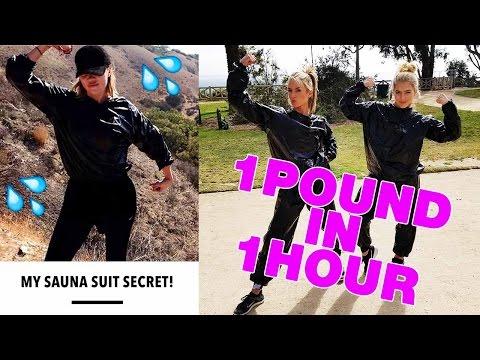 Kardashian Sauna Suit Secret